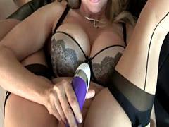 Lesbian Anal POV #04 Dana Vespoli, Julia Ann, Phoenix Marie, India Sum