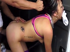 Miko Dai My Pussy For A Ride