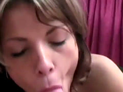 Horny girlfriend strives for cock