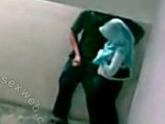 Muslim Asian Caught Blowing-ASW1194