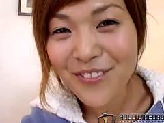 Real Horny Japanese Girl