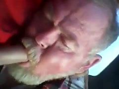 Twink Face Fucking Older Man