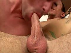 Mature Gays fucks bareback plays with big dicks