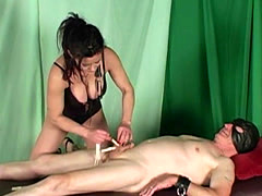 CBT with Clothespins and Paddle