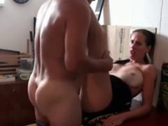 Mature Guy Loves Penetrating Some Tight Pussy Deep 1585