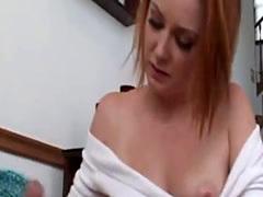 Couple caught on tape masturbating