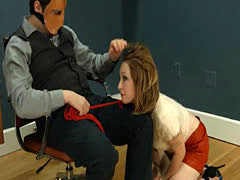 To much of rope and beautiful BDSM submissive sex