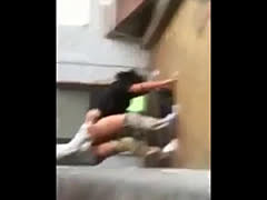 Busted Fucking On The School P...