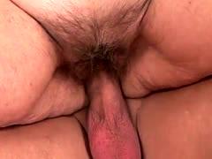 Sexy old mature love hard intercourse