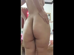NiQAB aRAB Woman With Hot Ass