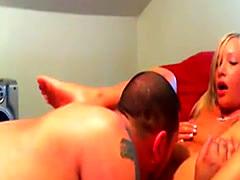 Cute Cam Slut And Her Man Fuck