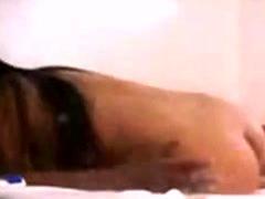 Indonesian massage parlor hidden cam