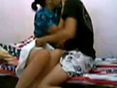 Indonesian couple enjoy fucking