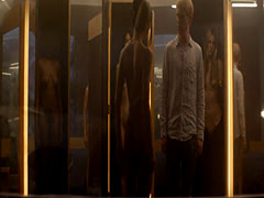 Alicia Vikander - Full Frontal/Naked Robot - Ex Machina (2014)