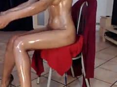 creampiegirls.webcam - ebony sucks creampie white dick