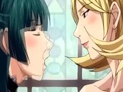 Anime transgender babe