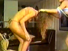 Nude Catfight Hairpull Rolling