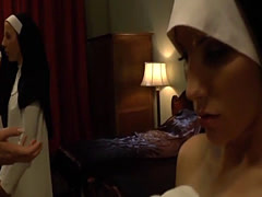 Les domina nuns toy ass
