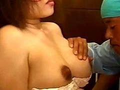 3 Milking, Lactating Nipples (1/3)