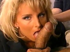 Rough Anal Threesome Swinger MILF