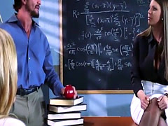 Brazzers - Parent teacher thre...