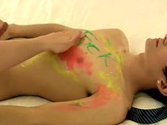 Download naked gents short videos gay Dakota is laying back,
