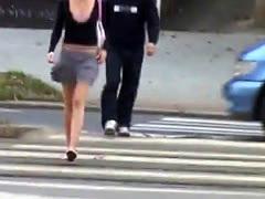 CZECH AMATEUR GIRLS SHARKED ON THE STREETSzech amateur girls sharked o