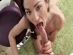 Nataly Gold just loves her asshole getting filled