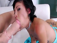 sexy babe love anal dildoing her tight ass