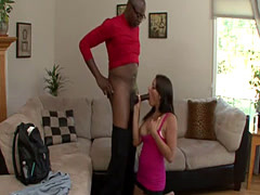Kayla West is new to this whole cuckold scene, but shes excited to