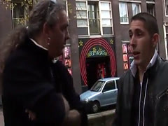 Real amsterdam prostitute bangs client