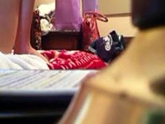 my fingering step mom on hidden camera