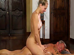 Busty blonde Zoey Monroe gets fucked by her lover Marcus London