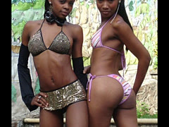 African and Caribbean Ebony GFs!