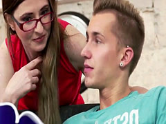 Jacob eats out his school tutor