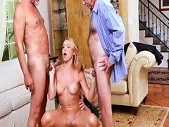 Amateur blowjob swallow big tits and young black dick Frannkie And The