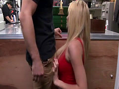Gorgeus and amateur Skyla Novea gets fucked by Shawns assistant