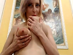 Hot MILF with delicious saggy tits found on Milfsexdating Net