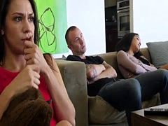 Daddy slave and sexy mom fucks boss's daughter Chad was able to ge