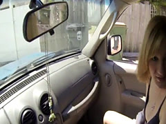 Pulled amateur pounded on spycam pov style