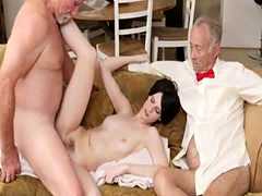 Solo man handjob battle bang anal Frannkie heads down the Hersey highw