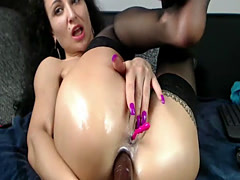 Rosella fucks herself anal - Go to URL to watch full length 2