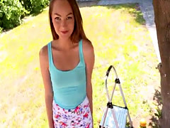 Teen anal casting compilation Orange You Glad Im So Tiny