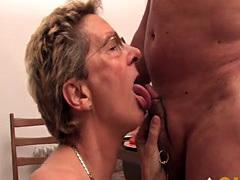 Oldie porn big tits