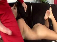 Long dick sucking featuring Liv Aguilera