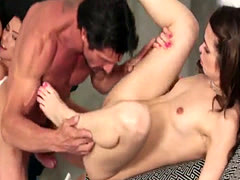 Teen fucks father in law Prom Night