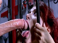 Sex pet Lola Fae gets punished for being a cock tease