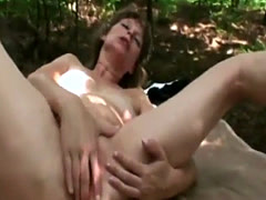 Fat monster cock pleasing hot milf