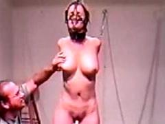 bound sex slave used