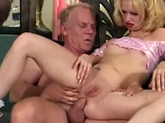 Cece Monroe and Jamie Lynn drop by Maxs house for a hardcore, FFM